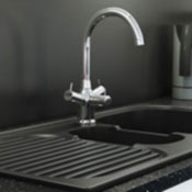 plumbing kitchen tap
